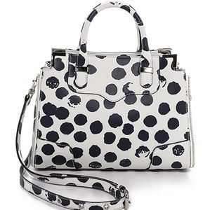Brand New!! Rebecca Minkoff Small Amorous Leather